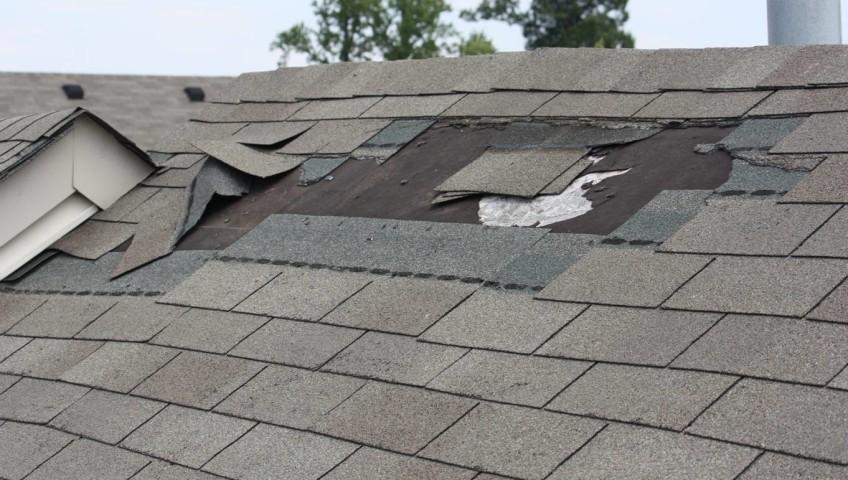 Roof Wind Damage Repair serving San Antonio