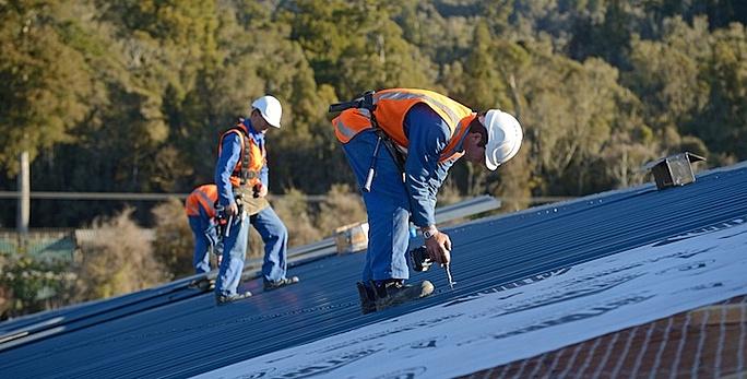 Commercial roof repair roofers San Antonio, TX