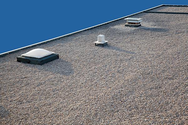 built up roof San Antonio, TX